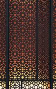 Oriental patterns Stock Photos