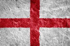 Stock Photo of england grunge flag