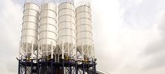 Processing plant Stock Photos