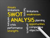 Swot analysis Stock Illustration