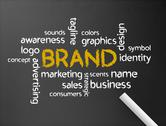 Stock Illustration of Branding