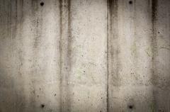 Stock Photo of concrete wall