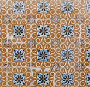 Stock Photo of portuguese glazed tiles 176