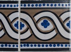 Portuguese glazed tiles 202 Stock Photos
