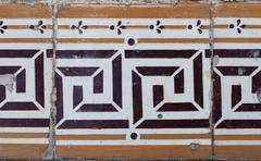 Portuguese glazed tiles 208 Stock Photos