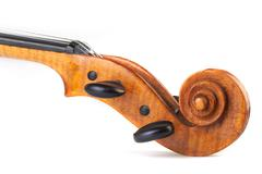 Violin background Stock Photos