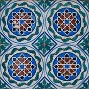Portuguese glazed tiles 217 Stock Photos