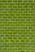portuguese glazed tiles - stock photo