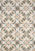 Portuguese glazed tiles Stock Photos