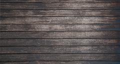 Tileable dark wood texture Stock Photos