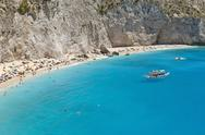 Stock Photo of Porto Katsiki beach