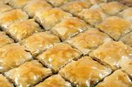 Stock Photo of baklava