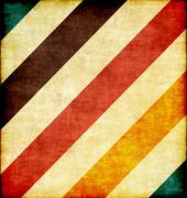 Colorful grunge stripes Stock Illustration