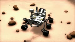 Mars Rover Arkistovideo