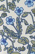 flower textile pattern - stock photo