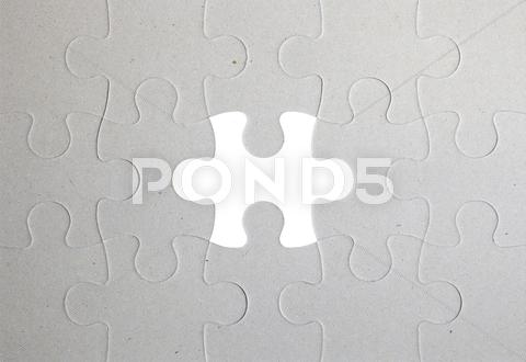 Stock Illustration of puzzle useable for mask any picture