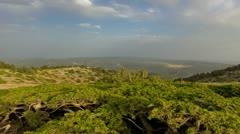 Javalambre Mountains Timelapse - stock footage