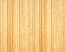 Vertical wooden planks, loopable horizontally Stock Photos