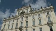 Stock Video Footage of Sheraton Prague Charles Square Hotel