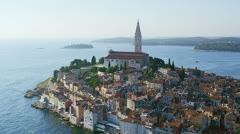 Rovinj - stock footage