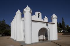 Church Sto Andre - stock photo