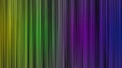 Colorful Aurora Polaris Stock Footage