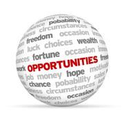 Stock Illustration of opportunities