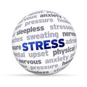 Stress Stock Illustration