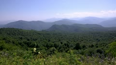 Mountains - stock footage