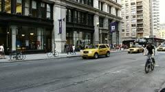 NYU Stock Footage