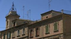Italy - Abruzzi - Vasto Stock Footage