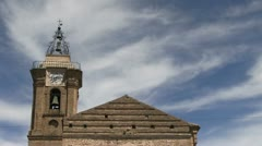 Italy - Abruzzi - Vasto - Cattedrale di San Giuseppe Stock Footage
