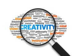 Stock Illustration of creativity