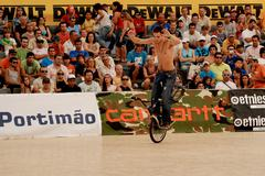 bento galado in the flatland field control'07 - stock photo