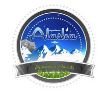 Kokemus Alaska Piirros