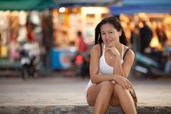 Thai prostitute Stock Photos