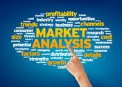 Market analysis Stock Illustration