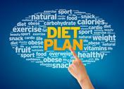 Diet plan Stock Illustration