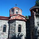 Orthodox chapel Stock Photos
