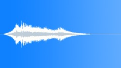 Fast spaceship whizz - sound effect