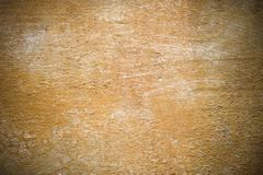 grunge wall texture with real lens vignetting - stock photo