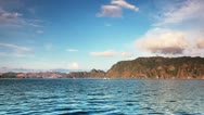 Coron island Stock Footage