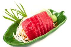 Sashimi japand food Stock Photos