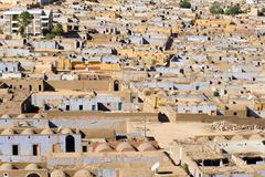 Nubian village Stock Photos