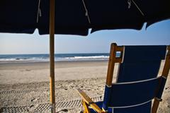 Stock Photo of Beach day