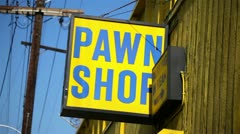 Pawn Shop 01 HD - stock footage