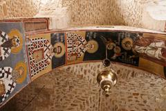 Jerusalem monastry of the cross Stock Photos