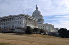 Washington dc capitol hill Stock Photos