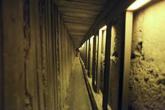 Jerusalem Wall caves Stock Photos