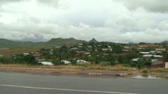 Rural-Urban Africa Stock Footage